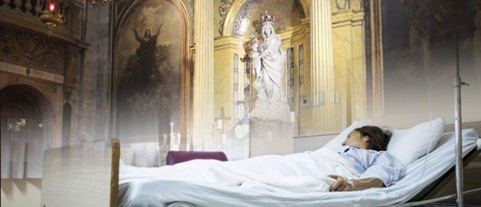 Prions pour les malades et les défunts de nos familles
