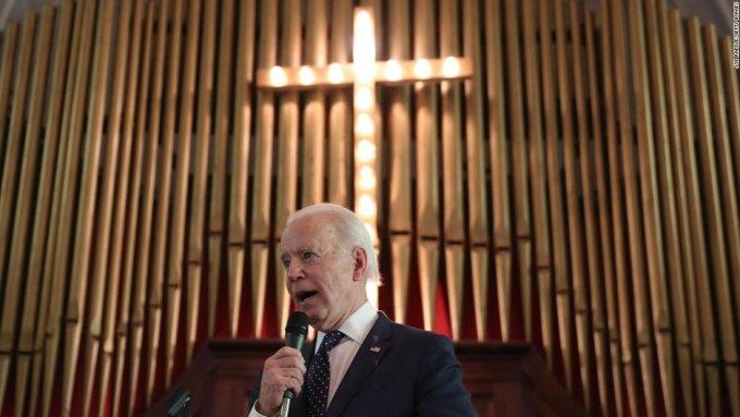 Prions pour les nouveaux dirigeants Joe Biden et Kamala Harris !