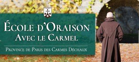 École d'Oraison avec le Carmel