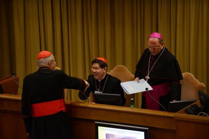 Synode sur la famille, acte 2 !
