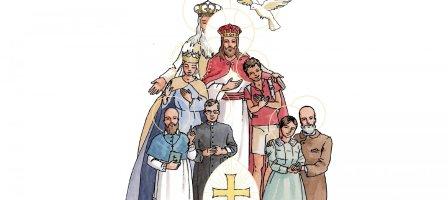 Tous appelés à la sainteté !