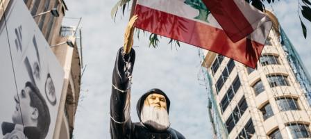 Prions en communion avec le Liban