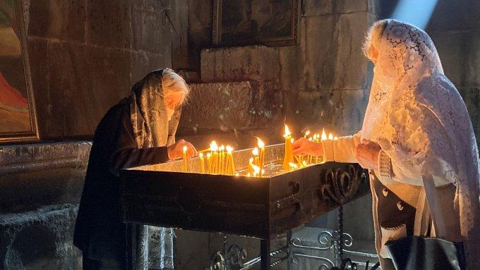 Prions pour les Arméniens