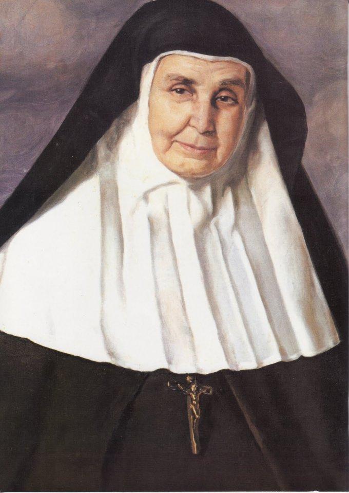 Sainte Angela de la Cruz