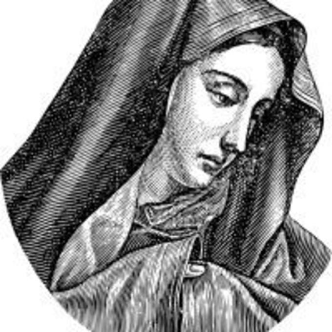 Sainte Rita, nous vous confions nos familles,