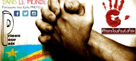 Prions pour Prions pour la paix dans le monde entier