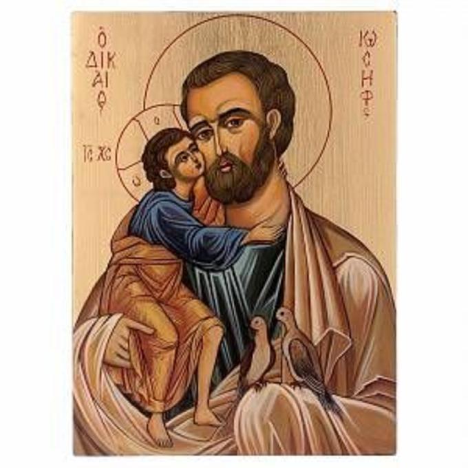 Saint Joseph, priez pour les personnes isolées, âgées, sans-abri...