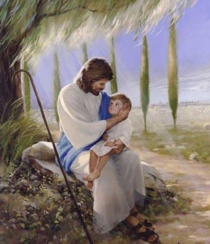 Quand j'entends le nom de Jésus mon cœur bat plus fort