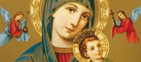 Novena- Nuestra Señora del Perpetuo Socorro