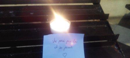 Prions pour Pour que Lou en RDC arrive vite chez ses parents