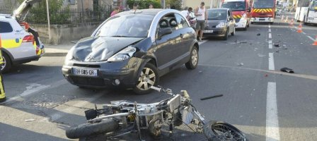Prions pour Mike, victime d'un accident de moto