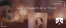 Prions avec sainte Elisabeth de la Trinité