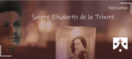 Prions avec sainte Elisabeth de la Trinité