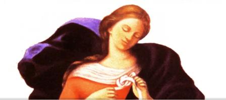 Prions Marie qui défait les nœuds