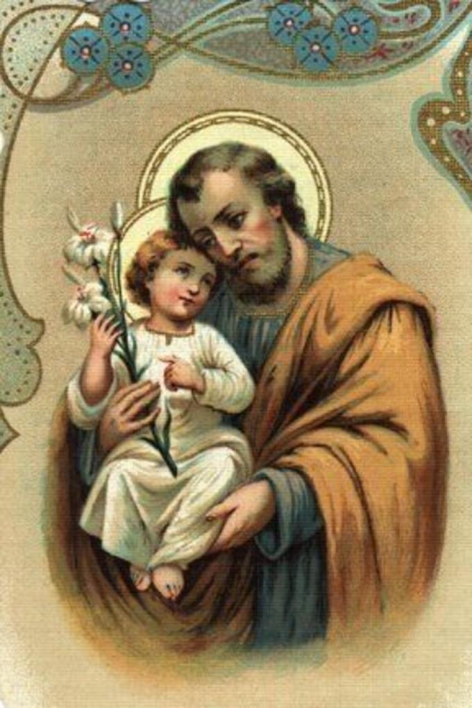 Saint Joseph, consolation des malheureux, priez pour nous