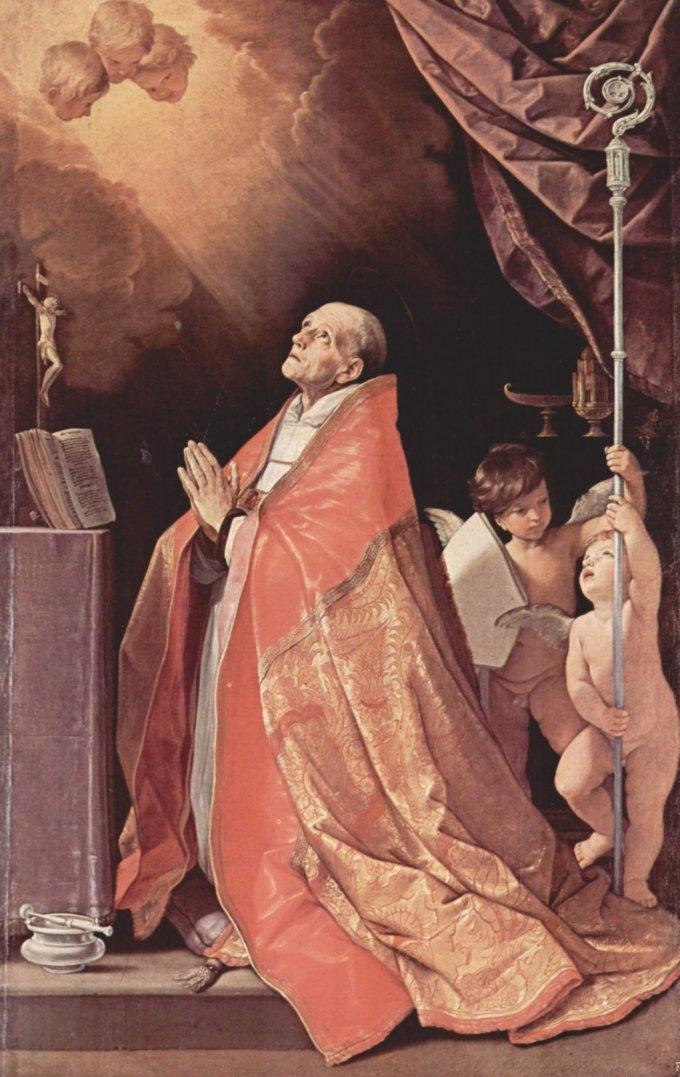 Saint André Corsini, évêque de notre Ordre