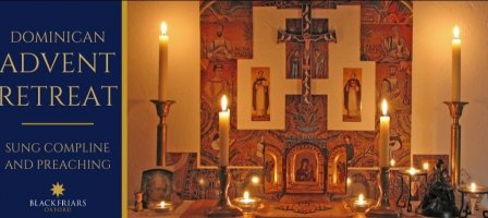 Live Compline and Preaching with the Dominicans