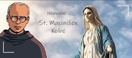 Neuvaine à Saint Maximilien Kolbe