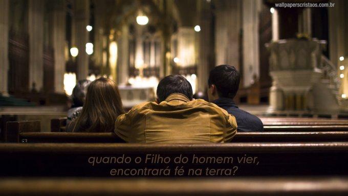 Cristo vem morar na nossa alma