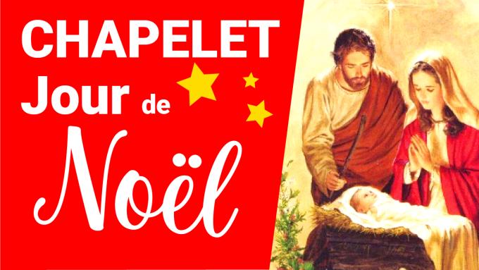 Chapelet du Jour de Noël - Live