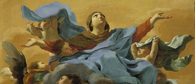Jour 29 - Marie au Ciel avec son corps