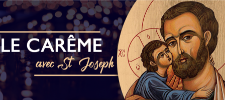 Le Carême avec saint Joseph