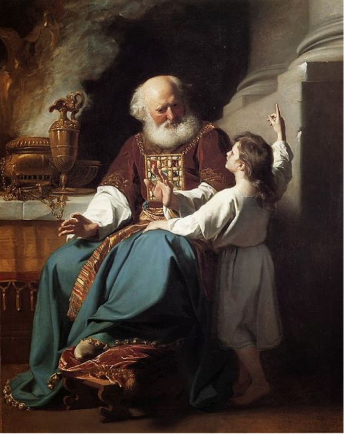 Dieu nous appelle - LD du Dimanche II du Temps Ordinaire