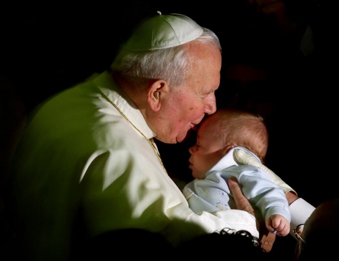 Familiaris Consortio, Jean-Paul II, 1981, §32 : union et procréation (2)