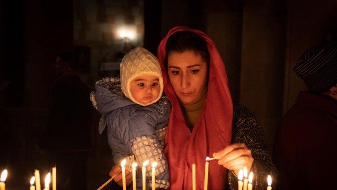 Avec Rachel, prions pour les enfants du Moyen-Orient