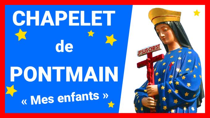 150 ans de Pontmain - Chapelet Live