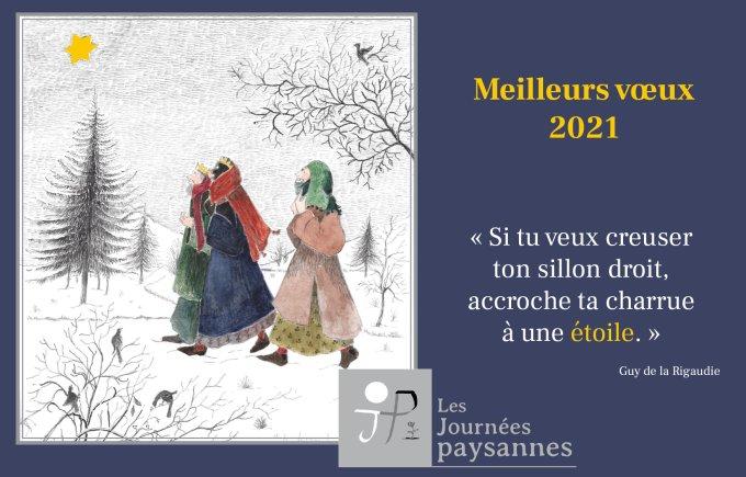 Méditation des Journées paysannes - Janvier 2021