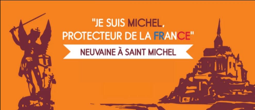 Neuvaine à saint Michel, protecteur de la France