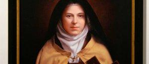 Prions pour Sainte Thérèse de l'Enfant Jésus