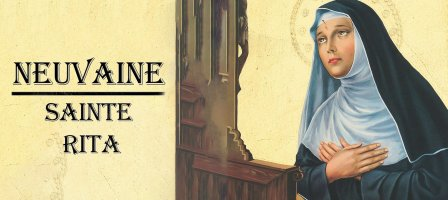 Prions pour Demander l'intercession de Sainte Rita