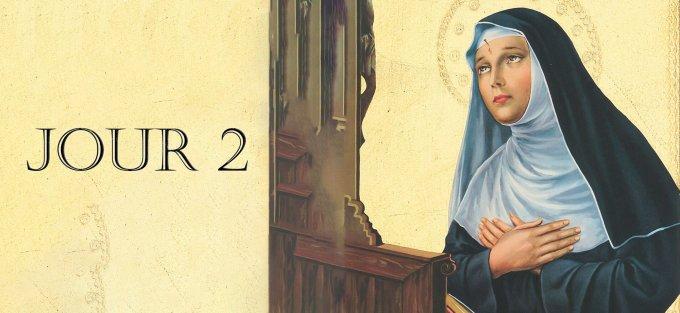 Neuvaine à Sainte Rita : prière pour le deuxième jour