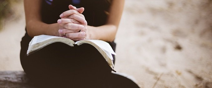 C'est dans ma propre âme qu'il m'est le plus facile de trouver Dieu.