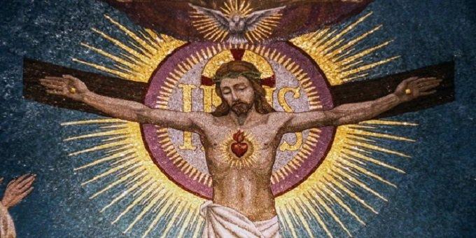 Dans les moments difficiles, je fixerai mes regards sur le Cœur de Jésur