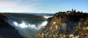 Prions pour toutes les grâces reçues à Rocamadour