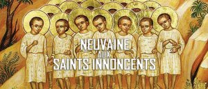 Neuvaine aux Saints Innocents