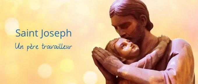 Septième jour : saint Joseph, un père travailleur