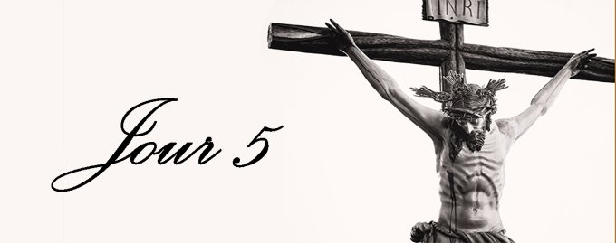 Jour 5 - Jésus, Verbe de Dieu