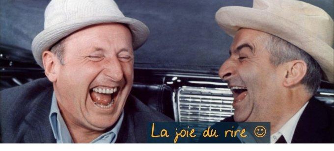 Jour 1 - La joie du rire