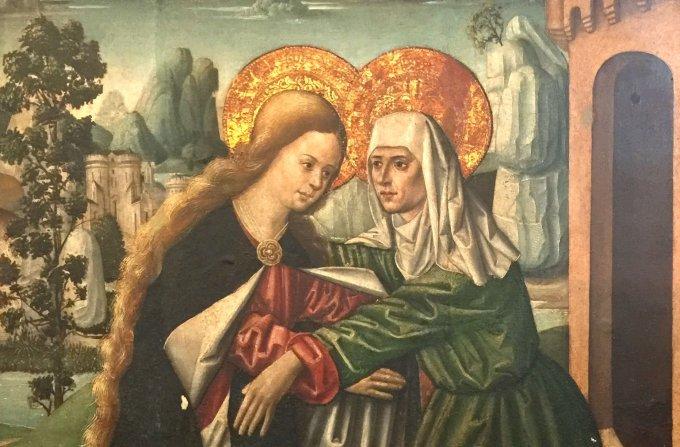 Ô Marie, nous te confions nos sœurs, les femmes