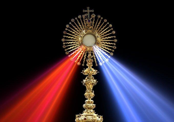 Ronde de la Divine Miséricorde dans la Divine Volonté