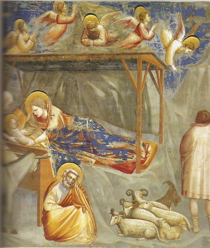 Joies et douleurs de Saint Joseph avec Jésus et Marie