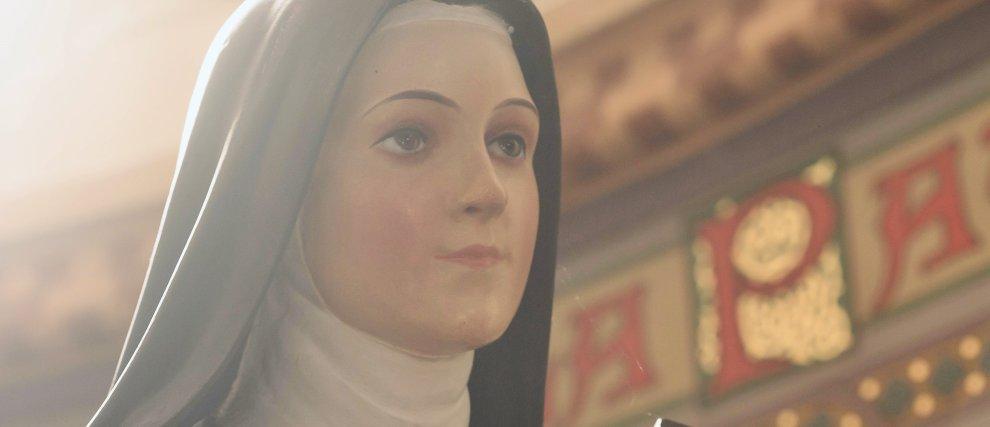 Prions pour honorer Sainte Thérèse