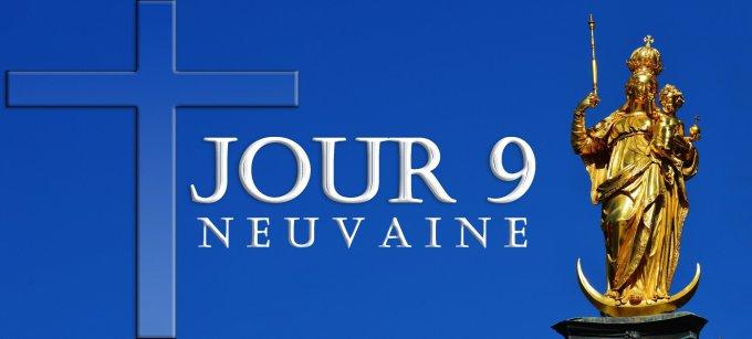 Jour 9 - Saint Rosaire