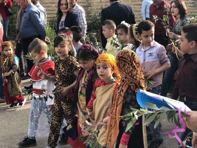 En communion avec les chrétiens d'Orient, préparons Pâques dans nos coeurs