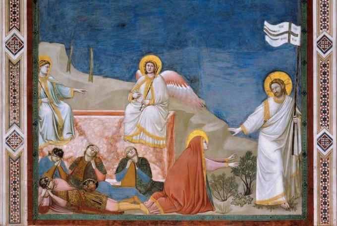 Sainte et sereine Fête de Pâques 2021! Alleluia!