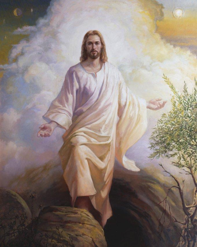 Viens au secours de nos peuples Ô Christ Ressuscité !
